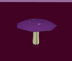 Final mushroom